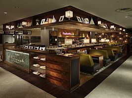 カフェ業態