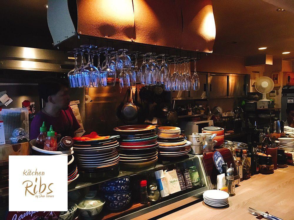 Kitchen Ribs by Shun Tamura  キッチン リブス バイ シュン タムラ